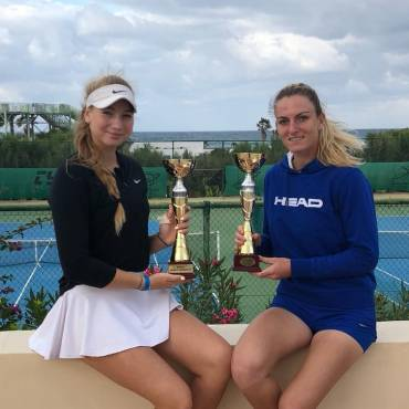 Hertel najlepsza w Eddie Herr International Junior Championship
